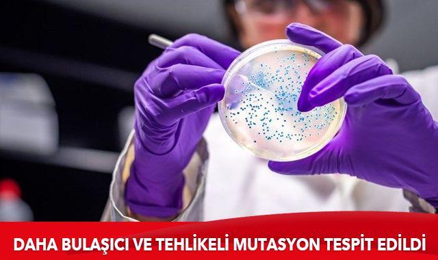 ABD'de yeni Kovid-19 mutasyonu tespit edildi