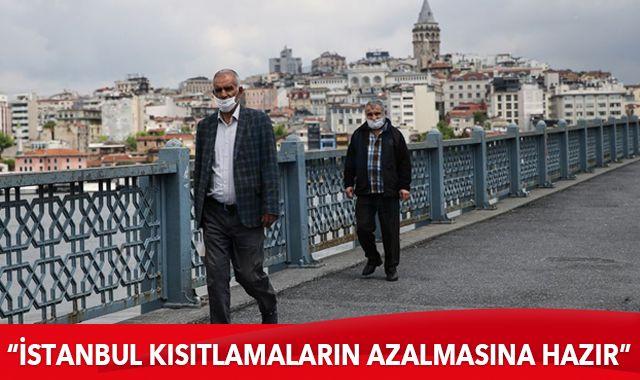 """İl Sağlık Müdürü Memişoğlu: """"İstanbul kısıtlamaların azalmasına hazır"""""""