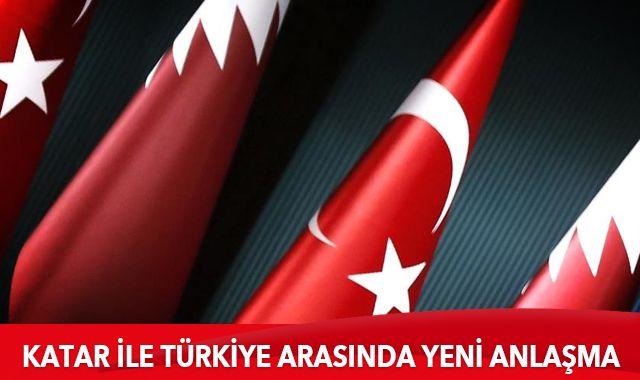 Katar Savunma Bakanlığı: Türkiye ile yeni iş birliği anlaşmaları imzaladık