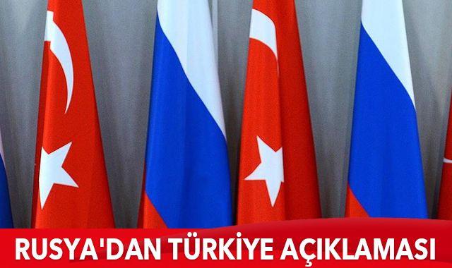 Rusya'dan Türkiye açıklaması: Moskova Anlaşması ilişkilerin güvencesi