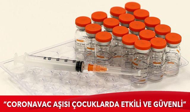 Sinovac: CoronaVac aşısı çocuklarda etkili ve güvenli
