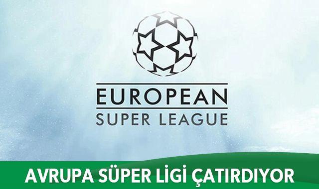 Avrupa Süper Ligi çatırdıyor