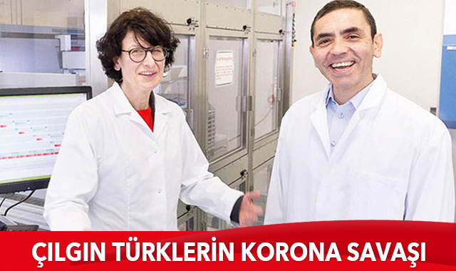 Çılgın Türklerin korona savaşı