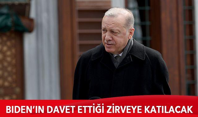 Cumhurbaşkanı Erdoğan Dünya Günü Zirvesi'ne katılacak
