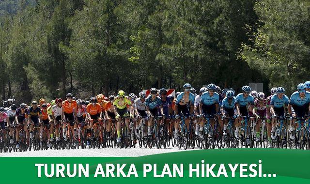 Cumhurbaşkanlığı Türkiye Bisiklet Turu'nun arka planının hikayesi