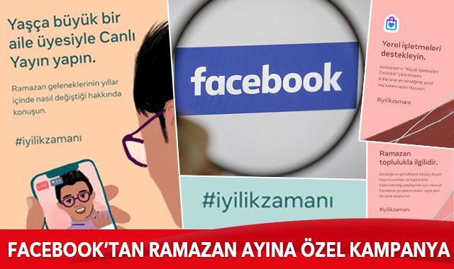 Facebook, Ramazan ayını 'İyilik Zamanı' kampanyası ile karşılıyor