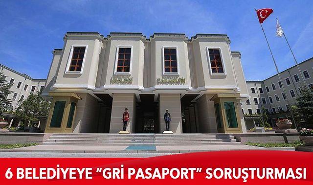 Hizmet pasaportu soruşturması genişletiliyor
