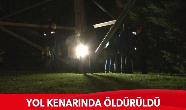 İstanbul'da kadın cinayeti: Yol kenarında bıçaklanarak öldürüldü