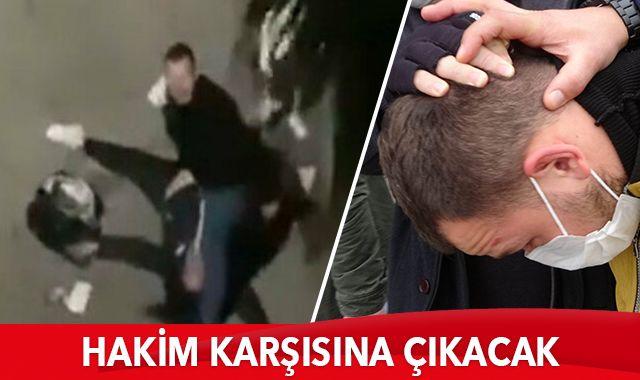 Samsun'daki kadına şiddet olayında ilk duruşma yarın