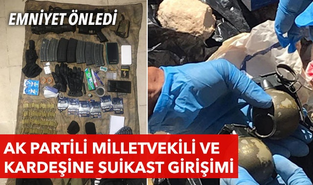 PKK'dan AK Partili vekile suikast girişimi