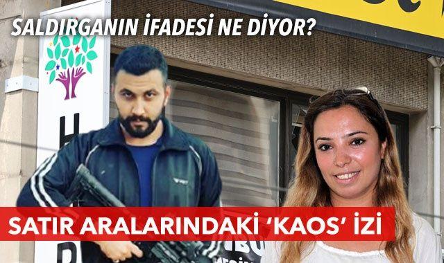 HDP il binasına saldırıda satır aralarındaki 'kaos' izi