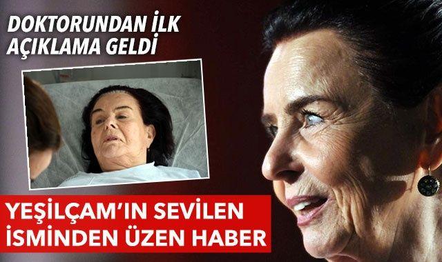 Fatma Girik'ten üzen haber! Hastaneye kaldırıldı