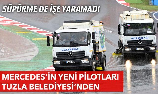 Mercedes'in yeni pilotları Tuzla Belediyesi'nden