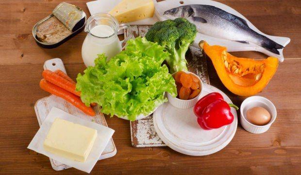 """""""A vitamini ne işe yarar?, A vitamini hangi yiyeceklerde bulunur?"""