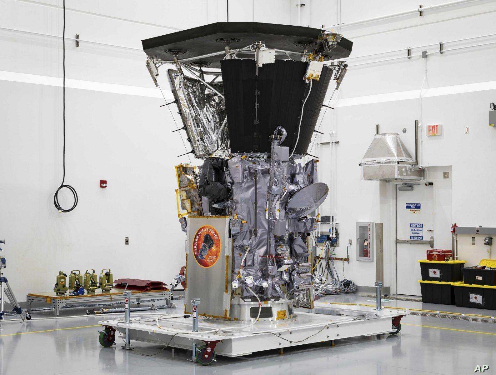 Parker Solar Probe uzayda hız rekoru kırdı