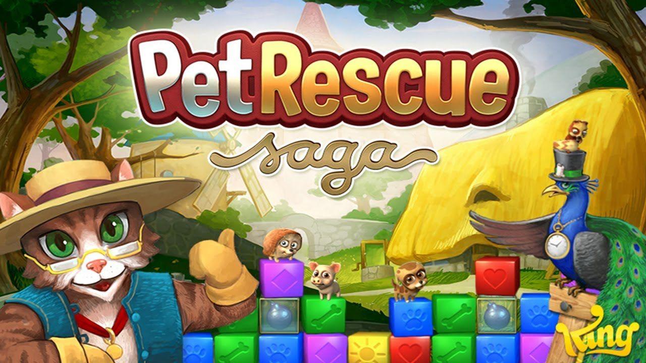 Pet Rescue Saga Oyunu Oyna
