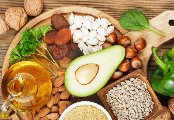 E Vitamini (Tokoferol) Hangi Besinlerde Bulunur ve Görevleri Nelerdir? / E Vitamini Eksikliği Belirtileri Nelerdir?