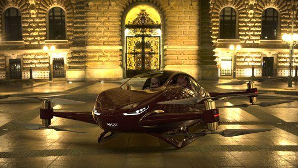 İlk yerli uçan araba 2025'te göklerde - Şaka sandım, gerçekmiş