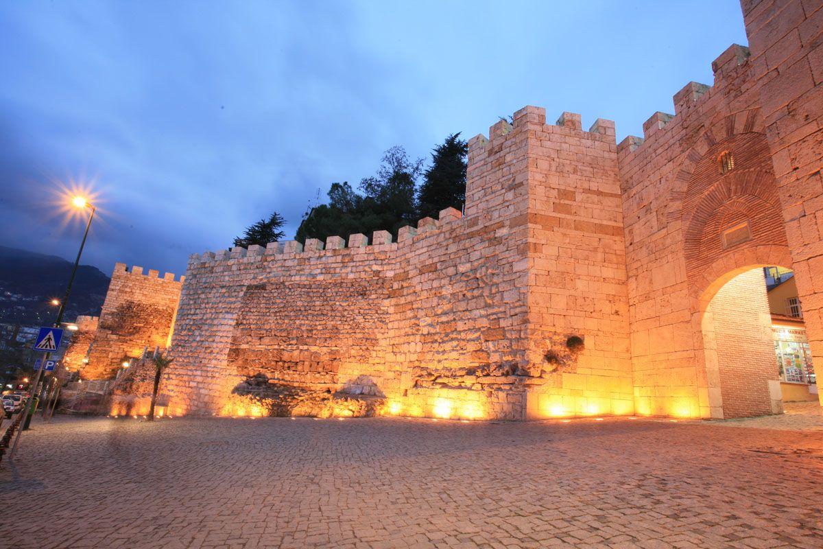 Bursa Kalesi ve Surları