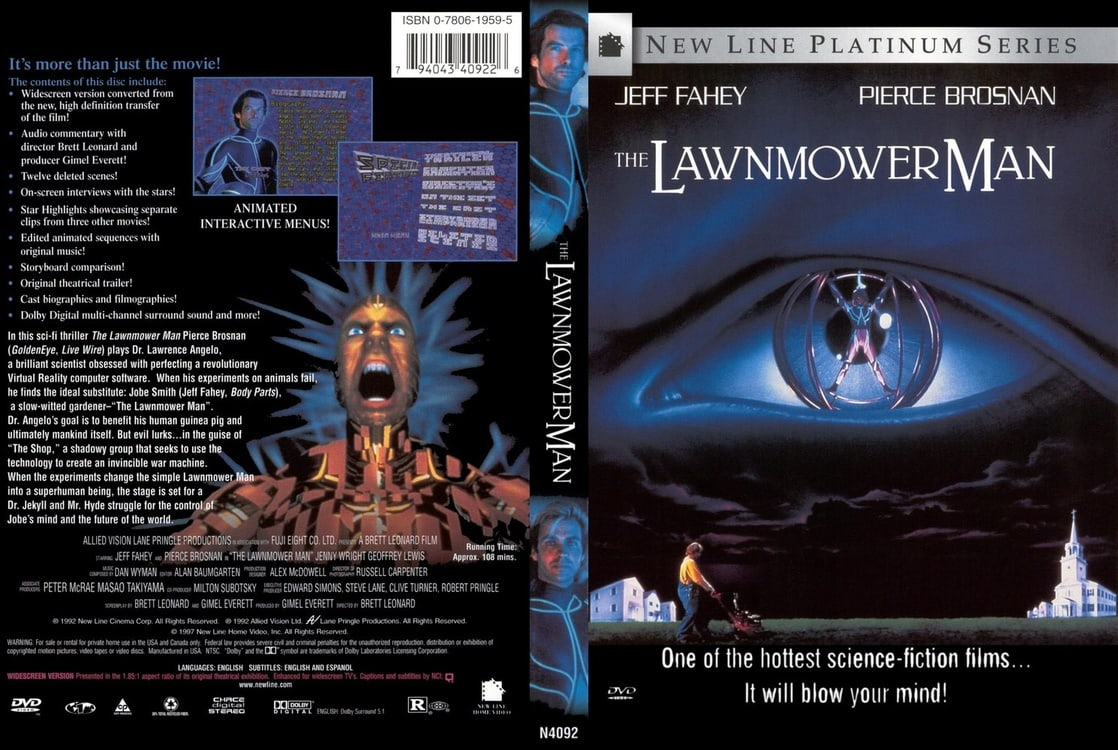 Lawnmover Man (1992)