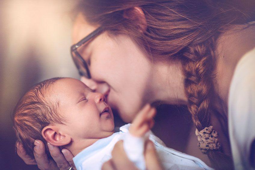 Yenidoğan Bebek Ne Şekilde Yatırılmalıdır?
