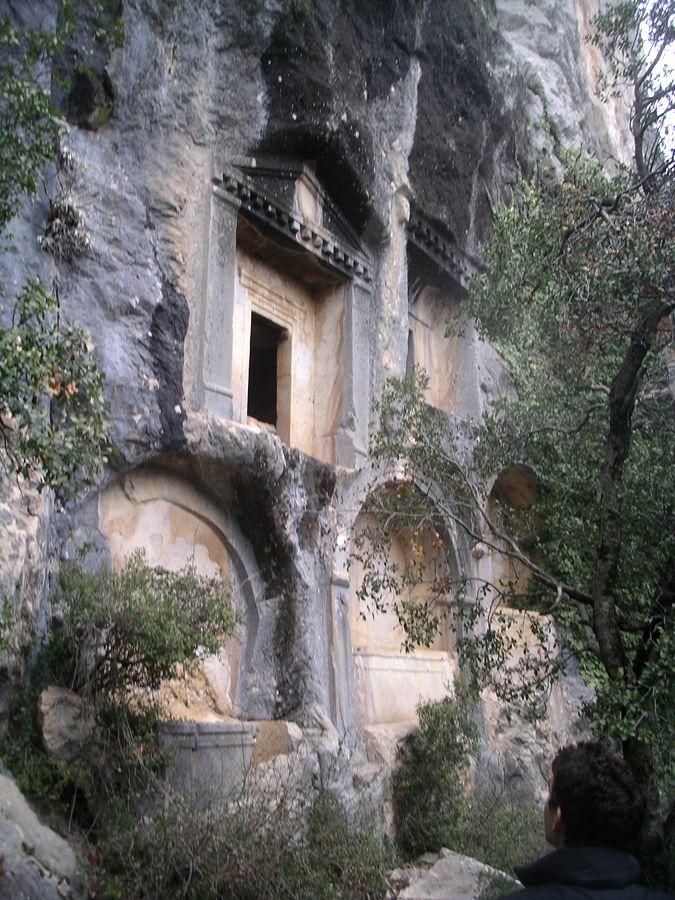 Güllük Dağı Millî Parkı, Antalya