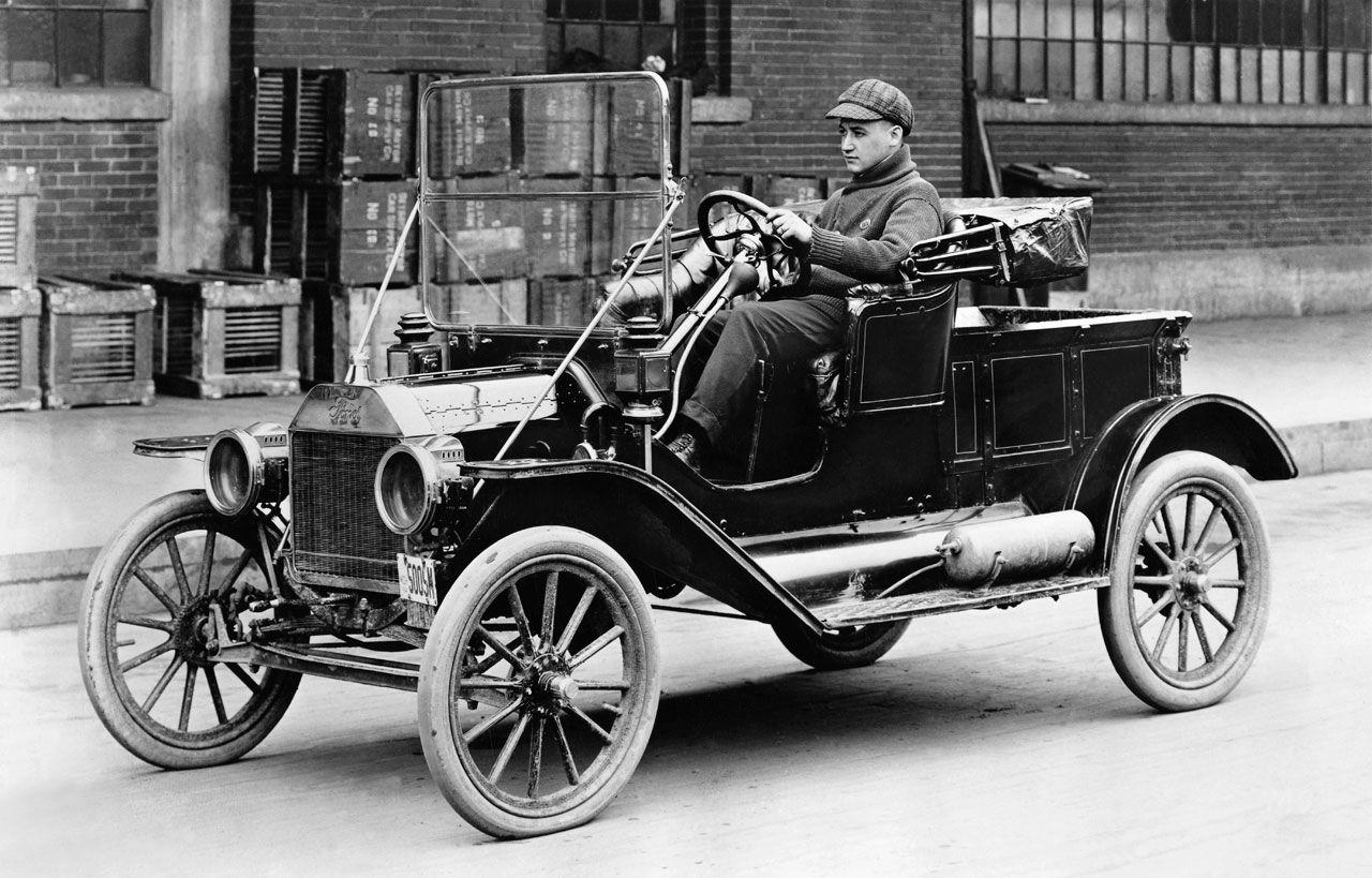Otomobilin Tarihi Gelişimi / Otomobilin Kronoljik Gelişimi