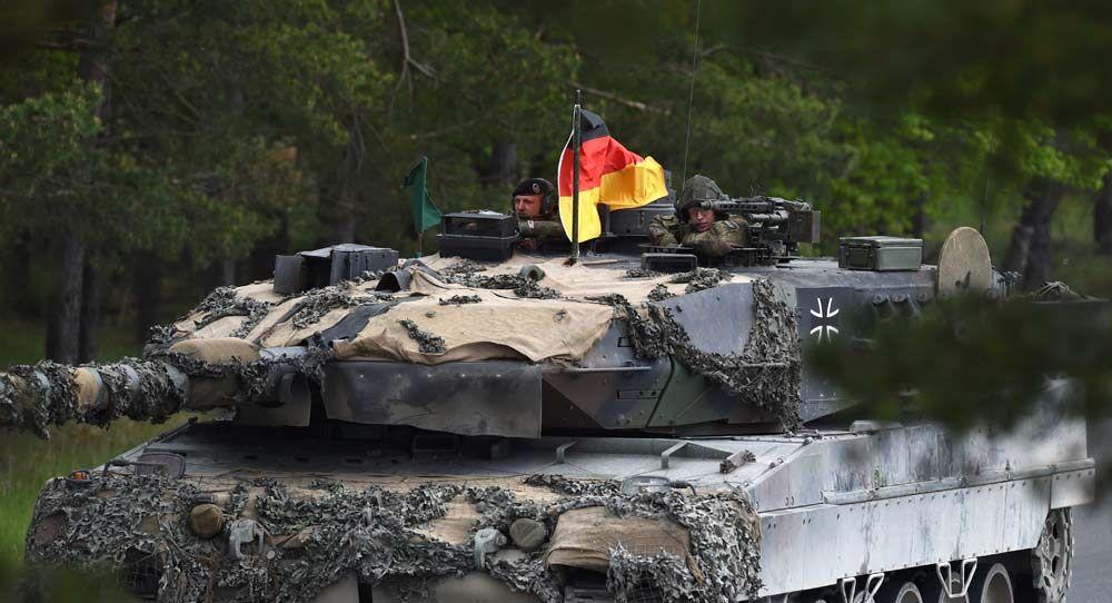 Almanya Savunma Sanayi