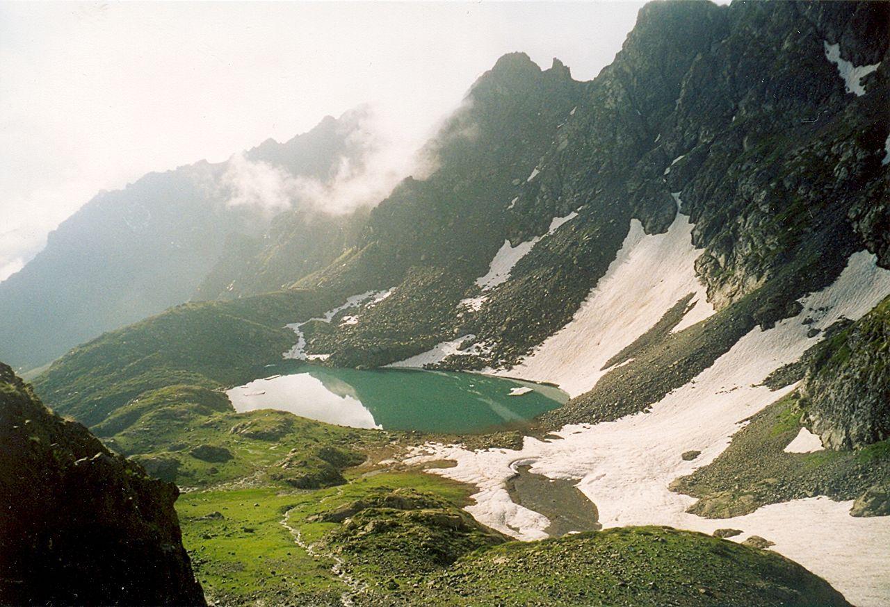 Kaçkar Dağları Millî Parkı, Rize, Erzurum, Artvin