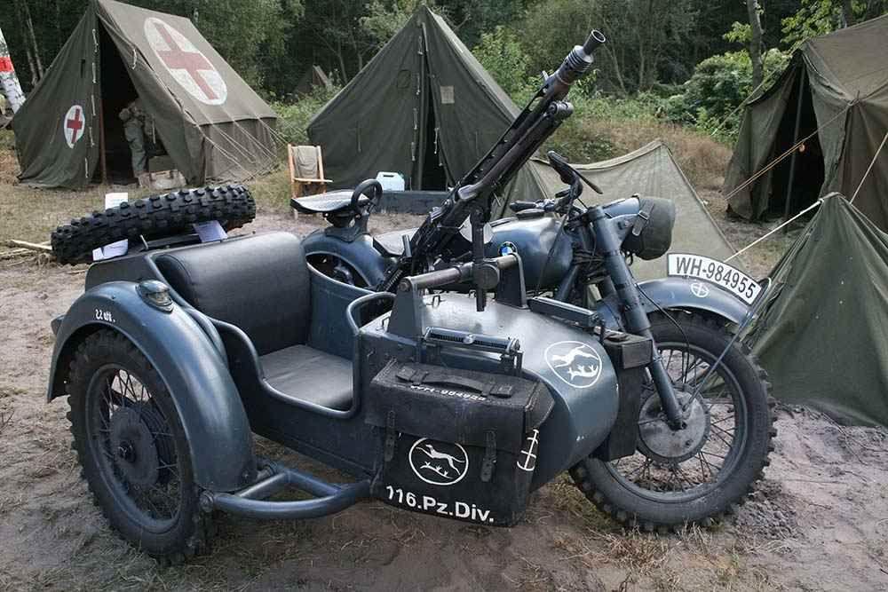 savaş motosikletleri