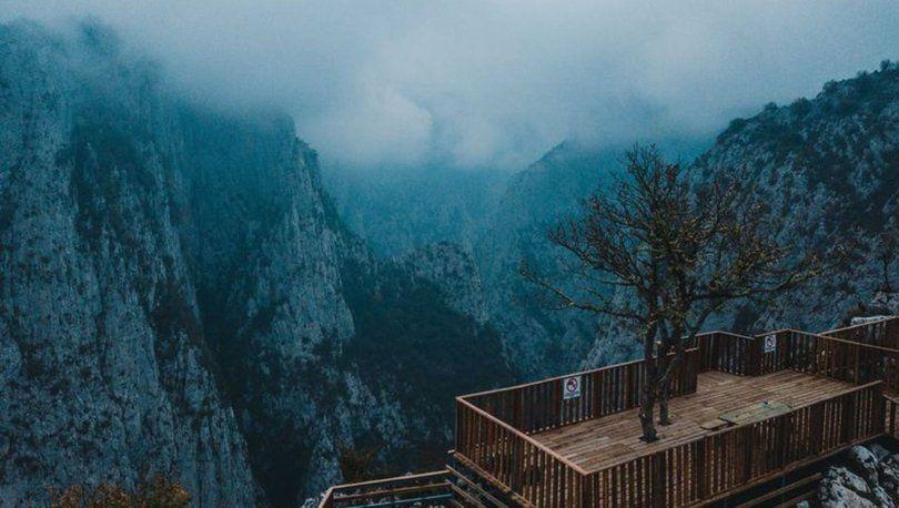Küre Dağları Millî Parkı, Kastamonu, Bartın