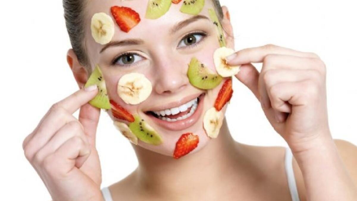 Elmalı Yoğurt Maskesi