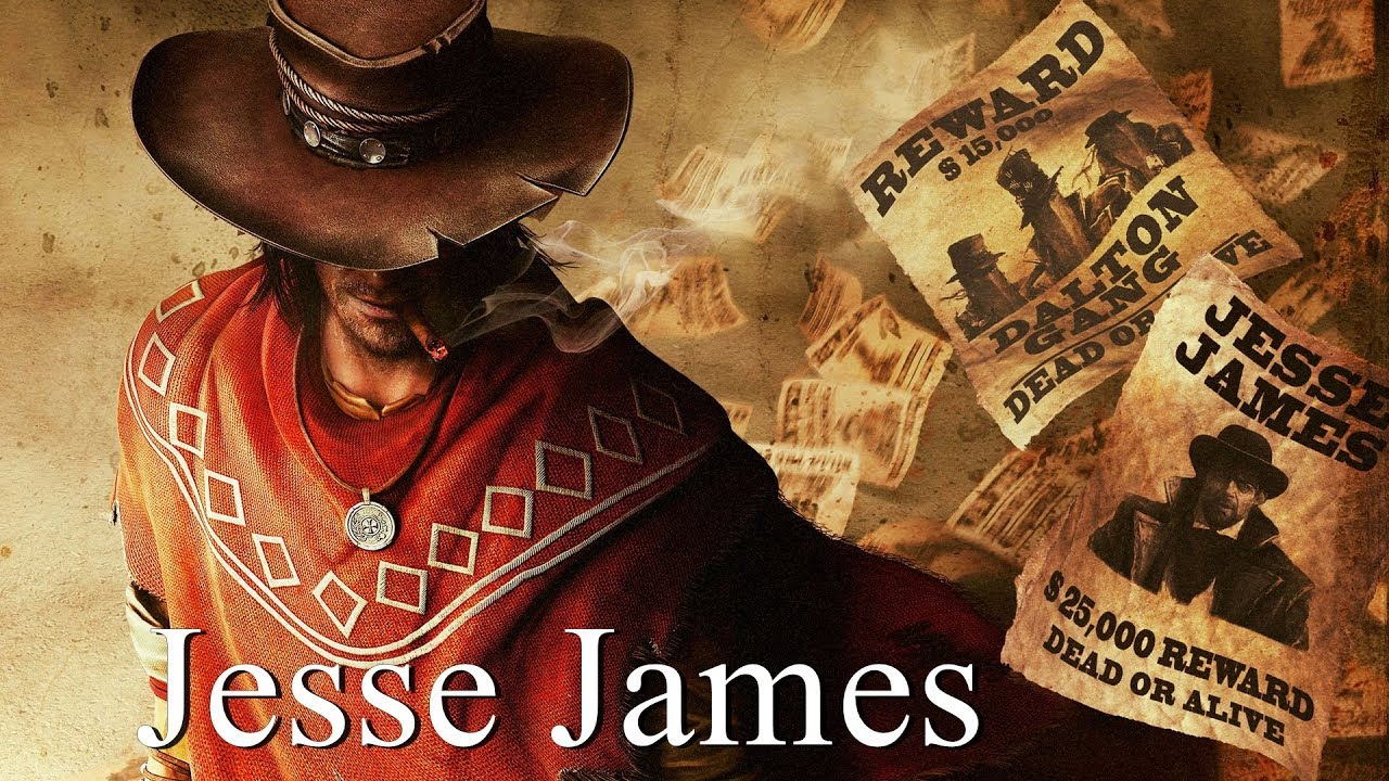 Jesse James Kimdir