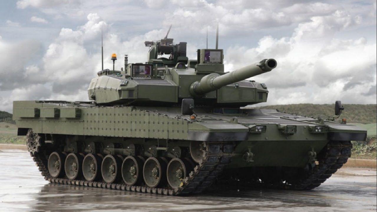 ALTAY Milli Tank