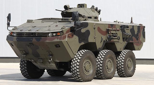 ARMA Zırhlı Muharebe Aracı