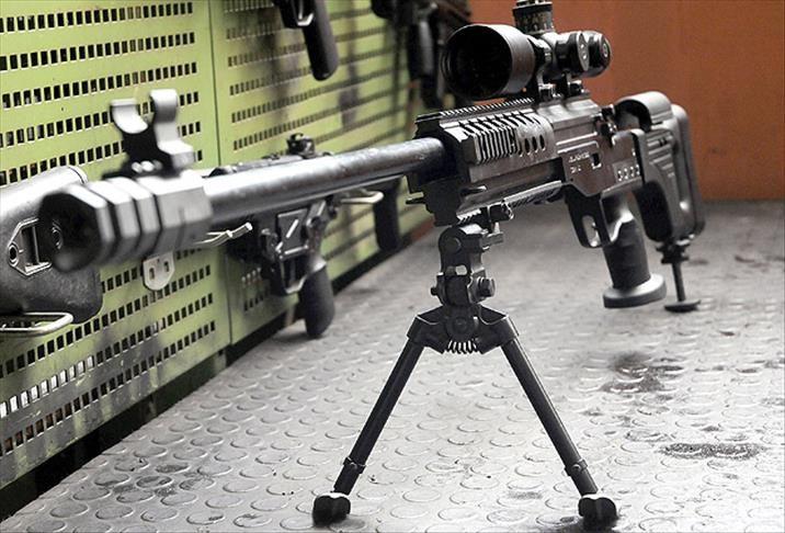 BORA-12 Keskin Nişancı Tüfeği