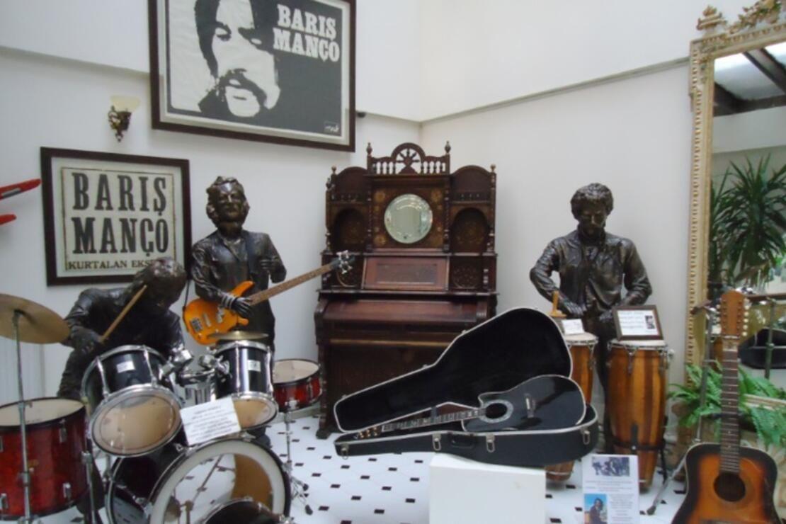 Barış Manço Müzesi