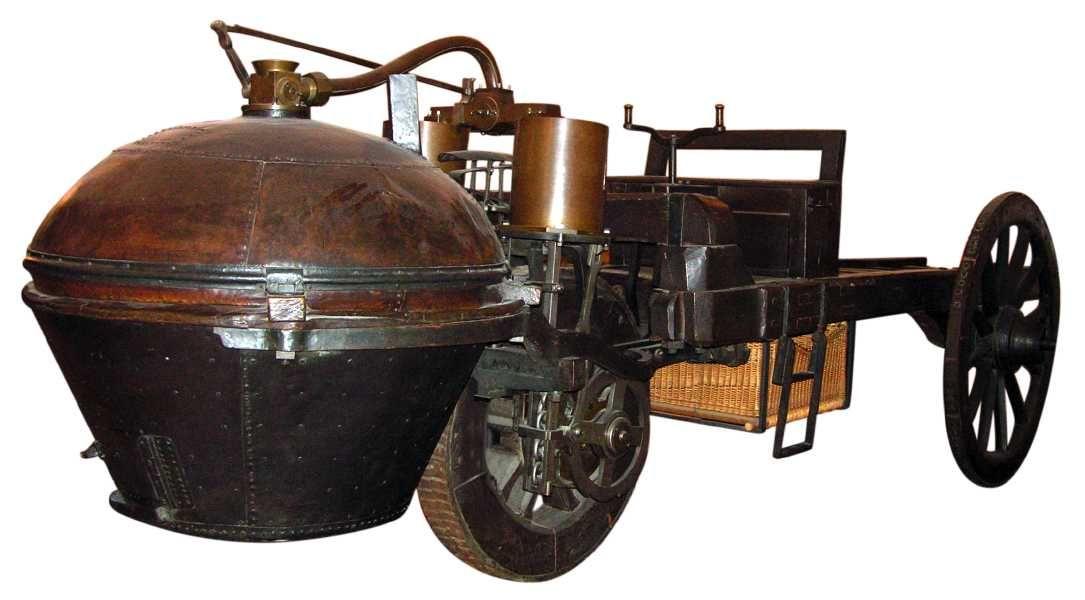Fardierde Cugnot İlk Otomobil