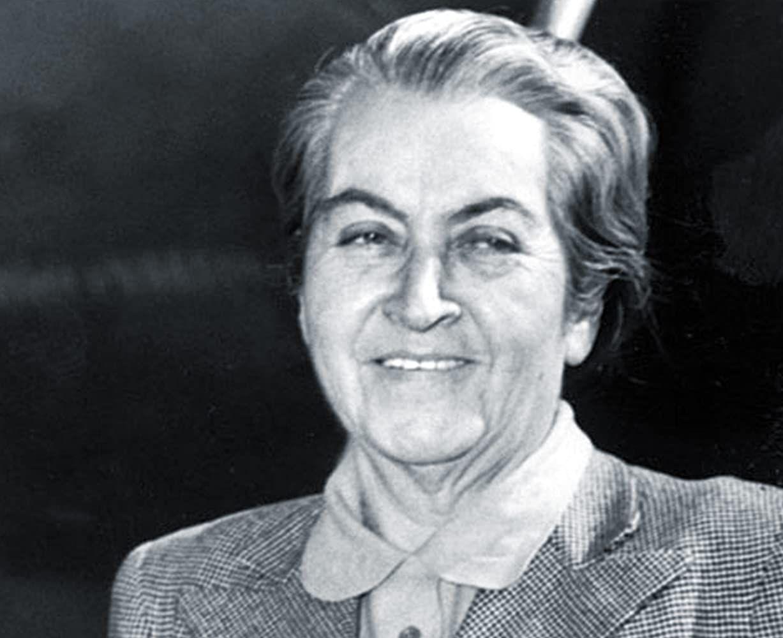 Gabriela Mistral (1889 – 1957)