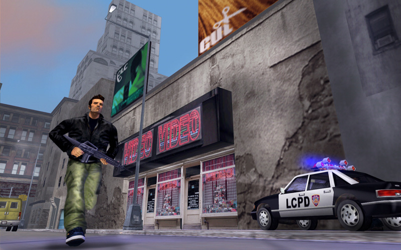 Grand Theft Auto 3 (2001)