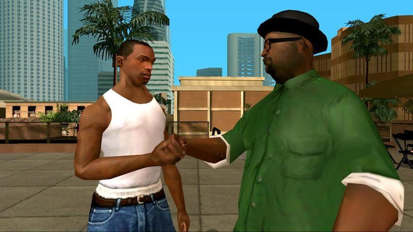 San Andreas (2004)