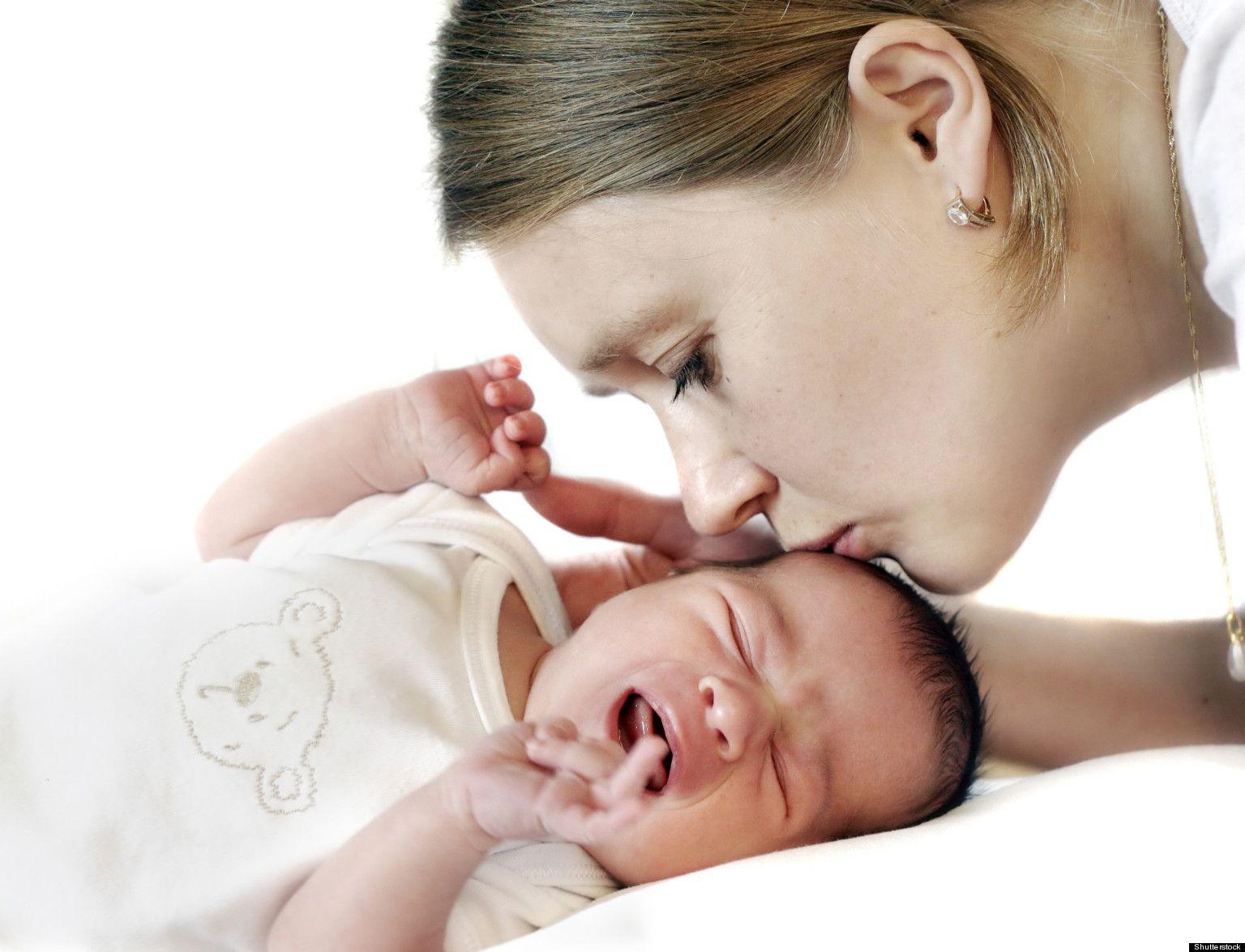 Bebekler Neden Çok Ağlar? Yenidoğan Bebekler Neden Ağlar?