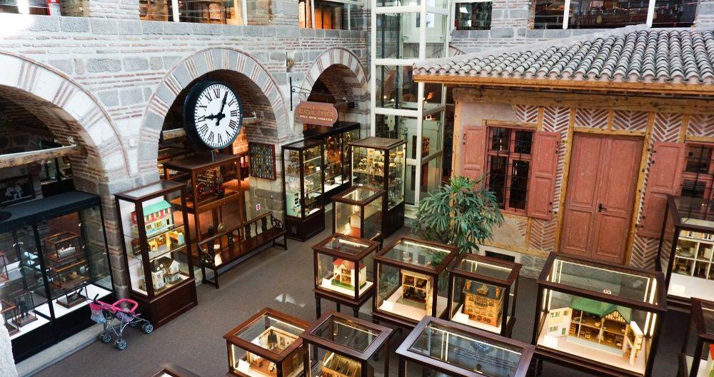 Rahmi M. Koç Müzesi, Ankara
