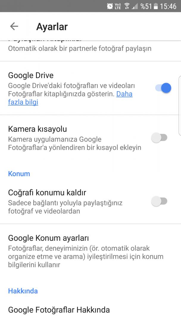 Google Photos Uygulaması Hakkında Bilmeniz Gerekenler