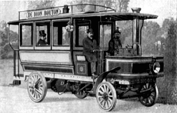 buharlı yolcu otobüsü