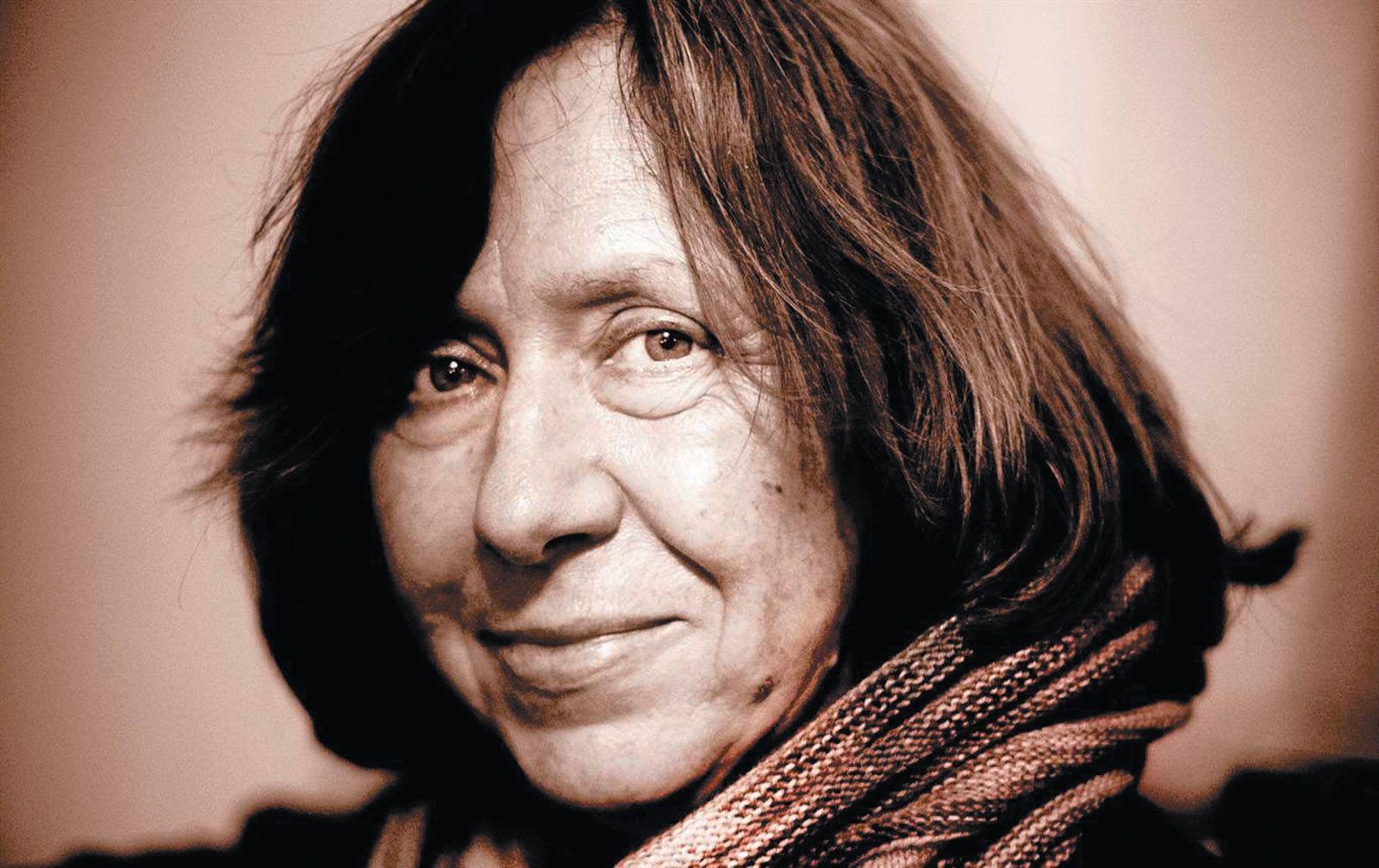 Svetlana Alexievich (1948 – …)