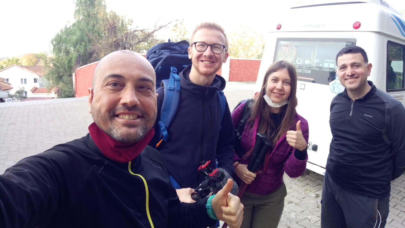 Likya Yolu Seyahati / Likya Yolu Yürüyüş Programı Nasıl Planlanır?