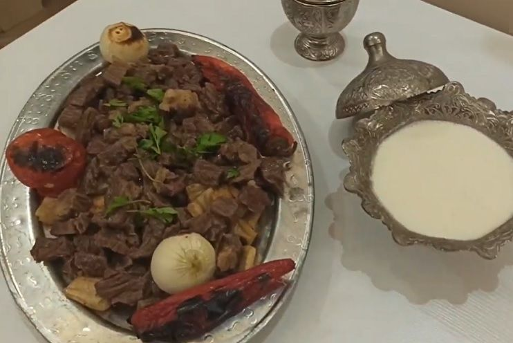 Afyon Kebabı Tarifi