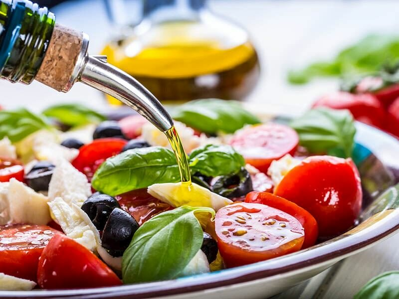 Akdeniz Diyeti Nedir? Gün Gün Akdeniz Diyet Listesi