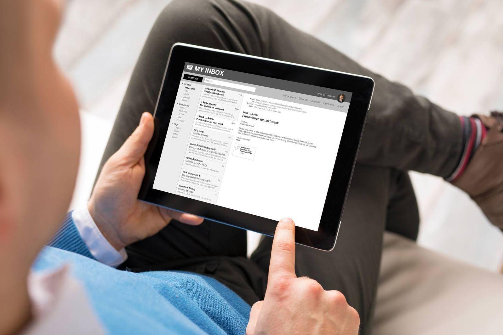 E-Posta Kurulumu / Android ve İPhone Cihazlarda E-Posta Nasıl Kurulur?